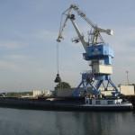 Hafen Schwedt Foto: RR